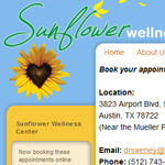 Sunflower Wellness Center